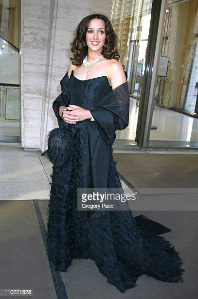 Jennifer Beals during The Film Society of Lincoln Center Honors Dustin Hoffman Arrivals at Lincoln Center's Avery Fisher Hall in New York City New...