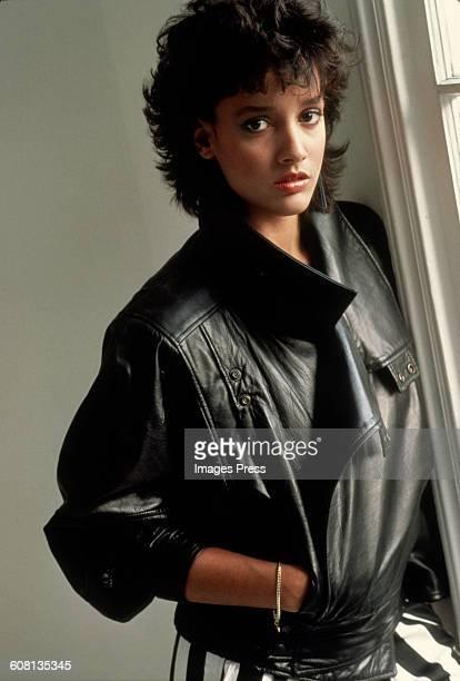 Jennifer Beals fashion photos circa 1983