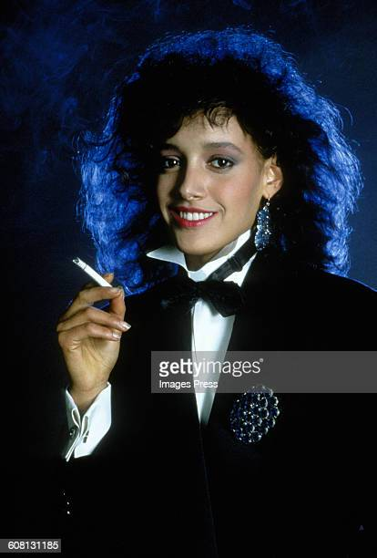 Jennifer Beals in Flashdance promo photos circa 1983