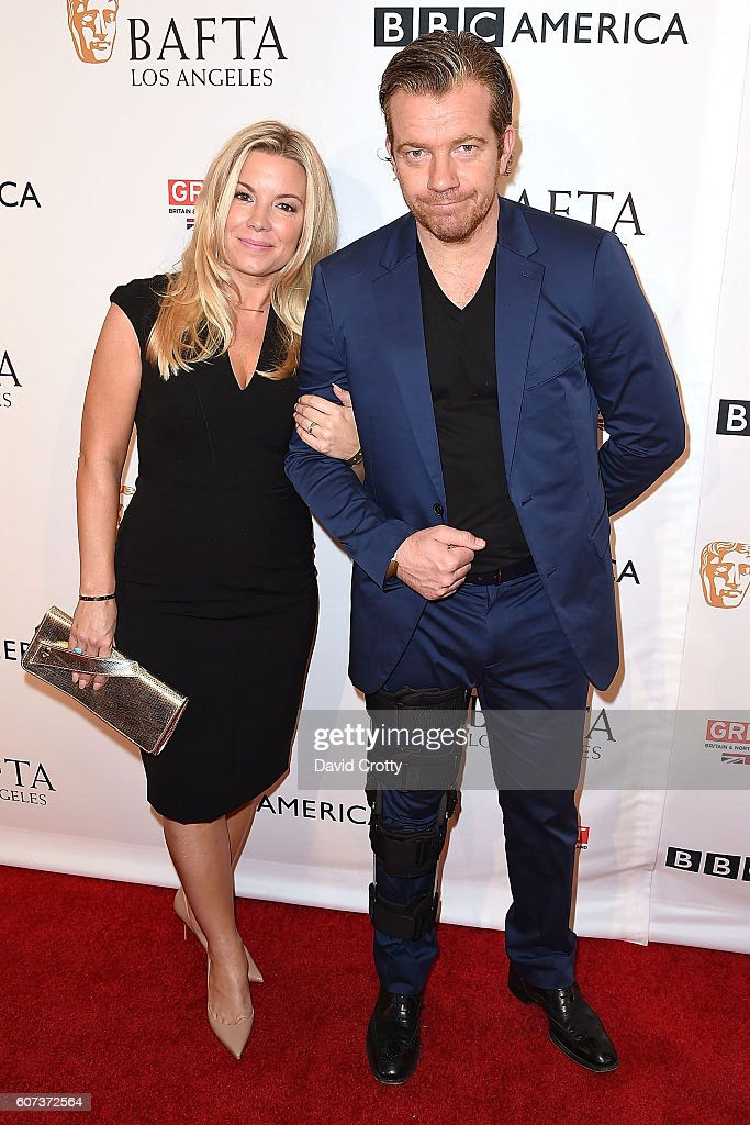 BBC America & BAFTA Los Angeles TV Tea Party