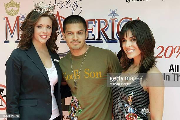 Jennifer Berry Nicholas Gonzalez and Monica Allgerier