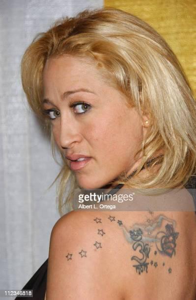 Jennifer Blanc during 2007 Wizard World Los Angeles Convention - Day 1 at Los Angeles Convention Center in Los Angeles, California, United States.