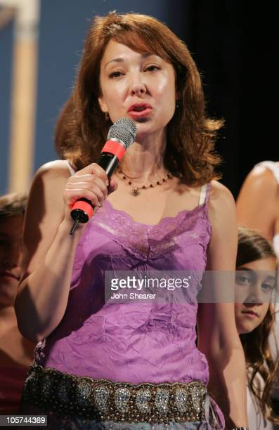 Jennifer Bond during 2005 Giffoni International Children's Film Festival Haley Joel Osment Tribute at Alberto Forbi Arena in Giffoni Italy