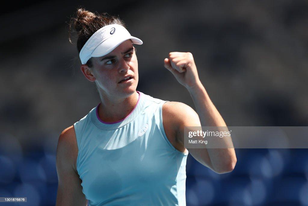 2021 Australian Open: Day 6 : News Photo