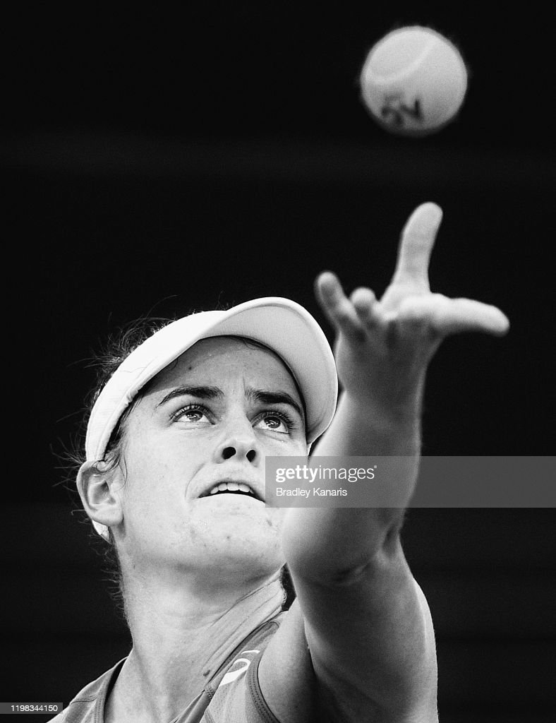 2020 Brisbane International - Day 4 : ニュース写真