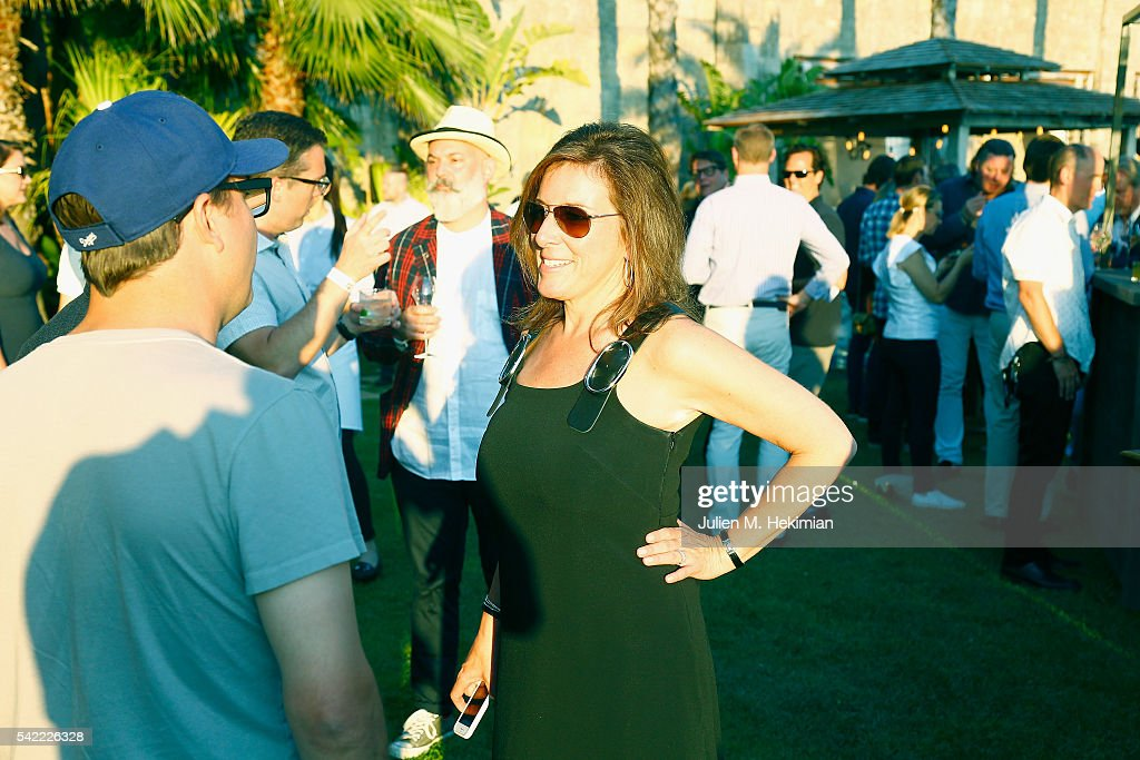 Jennifer Breithaupt, Citi Managing Director of Media, Advertising & Global Entertainment attends the Live Nation And Citi Special Evening With Dave Grohl At Cannes Lions on June 22, 2016 in Cannes, France.