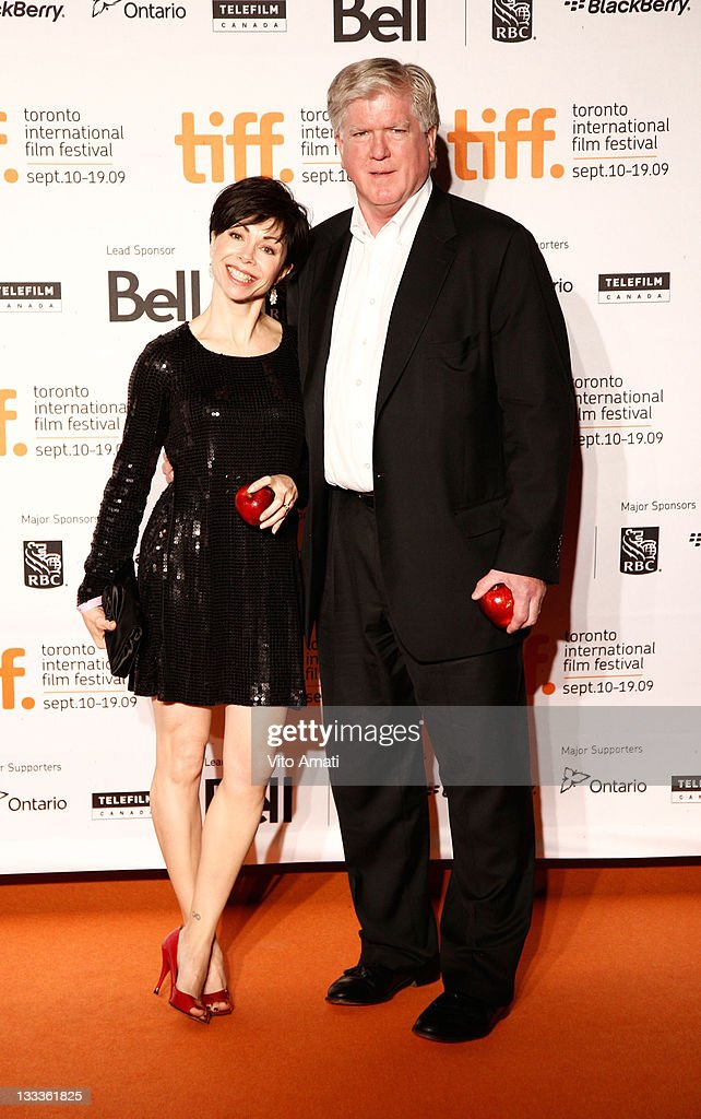 Jennifer Burke and Brian Burke attend the Opening Night Party at... News  Photo - Getty Images
