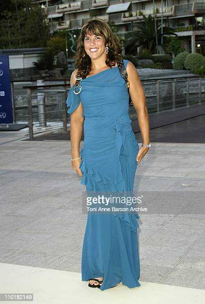 Jennifer Capriati during 2003 Laureus World Sports Awards Arrivals at Grimaldi Forum in Monte Carlo Monaco
