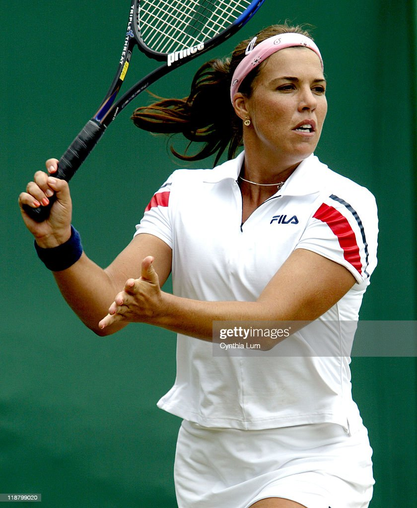 Wimbledon 2003 - Fourth Round - Jennifer Capriati vs. Anastasia Myskina