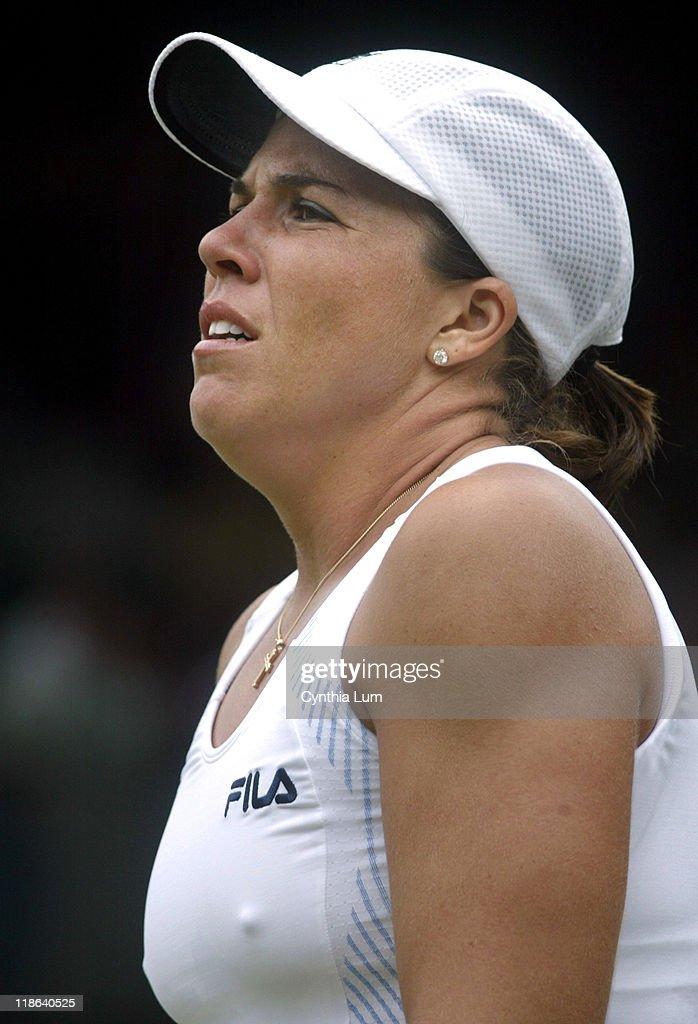 2004 Wimbledon Championships - Ladies' Singles - Quarter Final - Serena