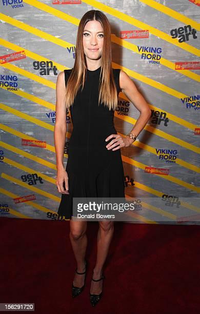 Jennifer Carpenter attends The GenArt & Vikingfjord Vodka Present The NY Premiere Of Ex-Girlfriends at Tribeca Cinemas on November 12, 2012 in New...