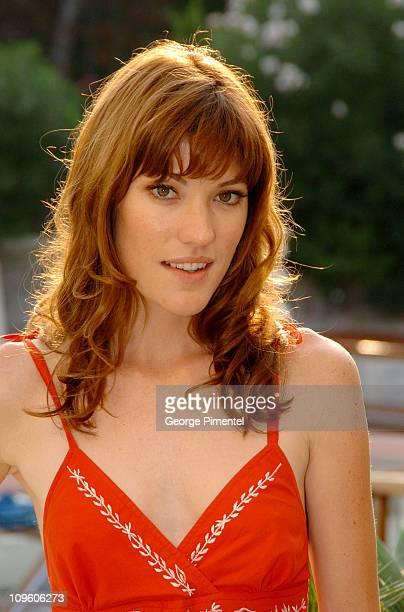 Jennifer Carpenter during 2005 Venice Film Festival Celebrity Sightings September 2 2005 at Westin Excelsior Resort in Venice Lido Italy