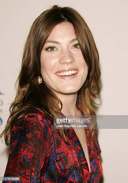 Jennifer Carpenter during The 24th Annual William S Paley Television Festival An Evening with Dexter Arrivals at DGA in West Hollywood California...