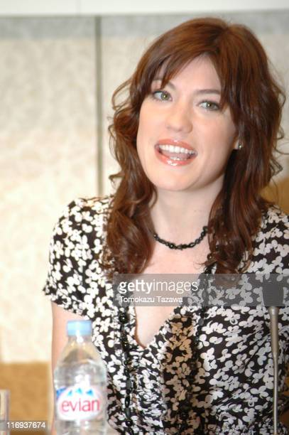 Jennifer Carpenter during The Exorcism of Emily Rose Tokyo Press Conference at Hote Seiyo Ginza in Tokyo Hotel Seiyo Ginza Japan