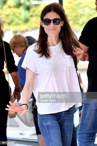 Jennifer Carpenter is seen at Excelsior Hotel during the 74 Venice Film Festival on August 31 2017 in Venice Italy