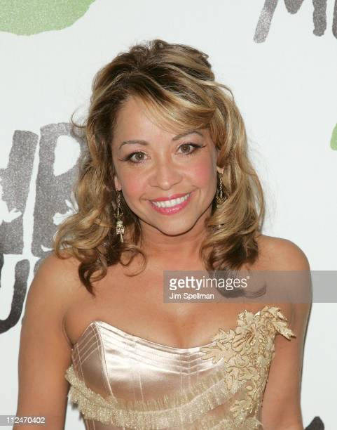"""Jennifer Cody attends the opening night party for """"Shrek The Musical"""" on Broadway at the Plaza hotel on December 14, 2008 in New York City."""