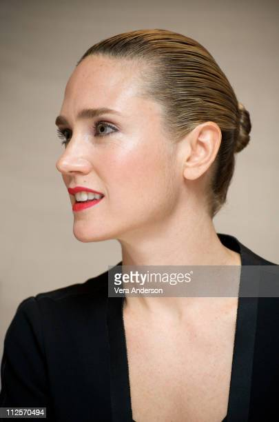 Jennifer Connelly at the 'Creation' press conference at the Four Seasons Hotel on November 23 2009 in New York City