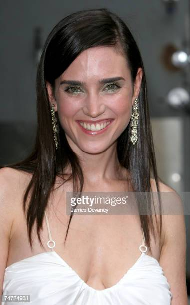 Jennifer Connelly at the Ed Sullivan Theatre in New York City New York