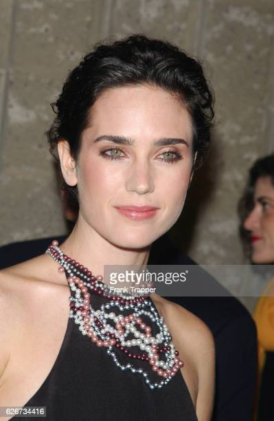 """""""A Beautiful Mind"""" (2001)   IndustryCentral  Jennifer Connelly 2001"""