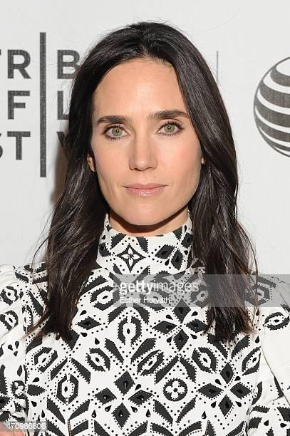 Jennifer Connelly attends 2015 Tribeca Film Festival New York Premiere Narrative 'Aloft' at BMCC Tribeca PAC on April 24 2015 in New York City
