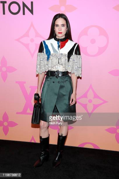 Jennifer Connelly attends Louis Vuitton Unveils Louis Vuitton X An Immersive Journey on June 27 2019 in Beverly Hills California
