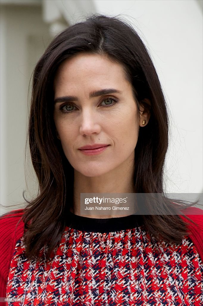 Jennifer Connelly attends 'No Llores, Vuela' photocall at Ritz Hotel on January 21, 2015 in Madrid, Spain.