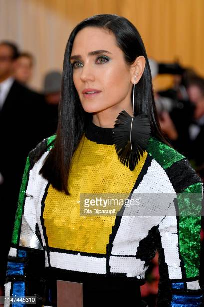 Jennifer Connelly attends The 2019 Met Gala Celebrating Camp: Notes on Fashion at Metropolitan Museum of Art on May 06, 2019 in New York City.