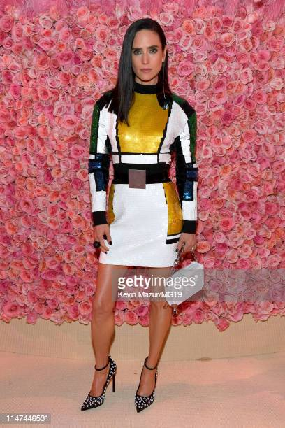 Jennifer Connelly attends The 2019 Met Gala Celebrating Camp Notes on Fashion at Metropolitan Museum of Art on May 06 2019 in New York City