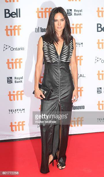 Jennifer Connelly attends the 'American Pastoral' during the 2016 Toronto International Film Festival premiere at Princess of Wales Theatre on...