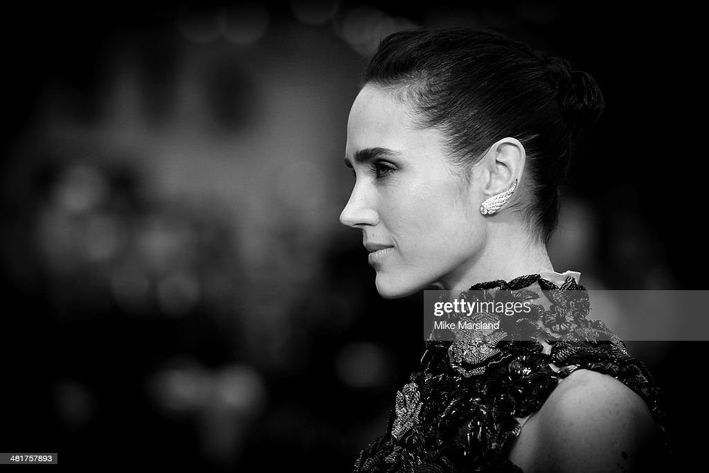 Jennifer Connelly attends the UK premiere of 'Noah' at Odeon Leicester Square on March 31, 2014 in London, England.