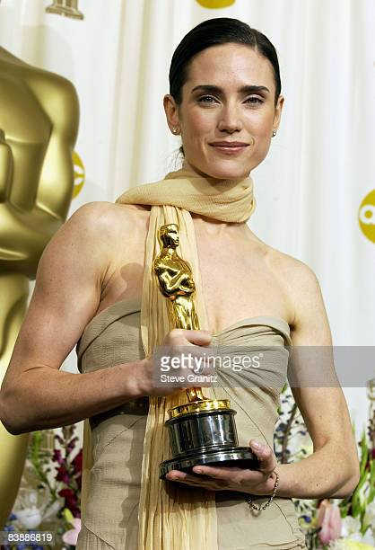 Jennifer Connelly Best Supporting Actress for 'A Beautiful Mind'