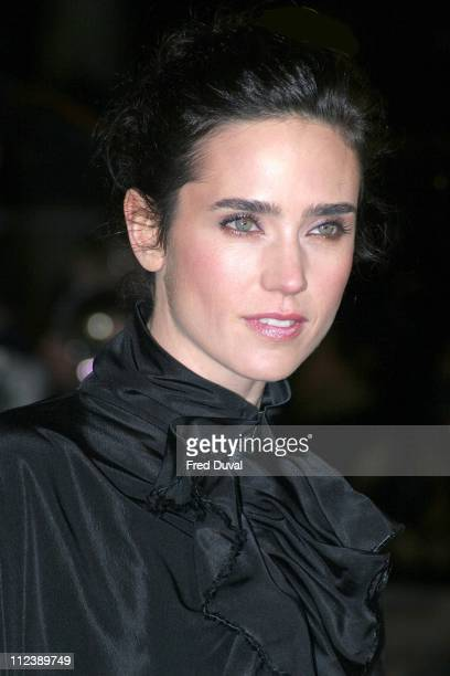 """Jennifer Connelly during """"Blood Diamond"""" London Premiere - Arrivals at Odeon Leicester Square in London, Great Britain."""