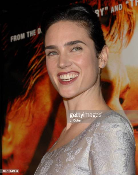 Jennifer Connelly during Blood Diamond Los Angeles Premiere Red Carpet at Grauman's Chinese Theater in Los Angeles California United States