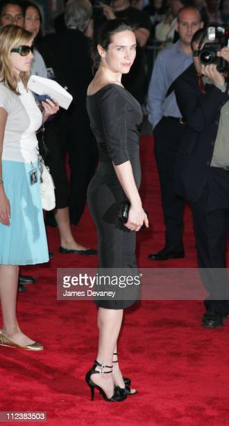 Jennifer Connelly during 'Cinderella Man' New York cCity Premiere Red Carpet at Loews Lincoln Square Theater in New York City New York United States