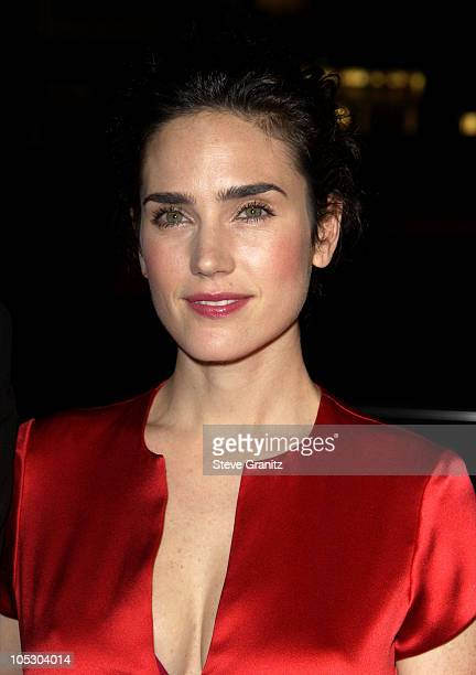 Jennifer Connelly during Master Commander The Far Side of the World Los Angeles Premiere at Academy Theatre in Beverly Hills California United States