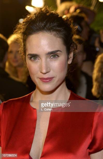 """Jennifer Connelly during """"Master & Commander: The Far Side of the World"""" Los Angeles Premiere - Red Carpet at Samuel Goldwyn Theater in Beverly..."""