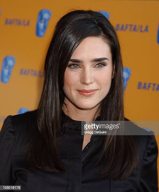 Jennifer Connelly during The 9th Annual BAFTA/LA Tea Party at Park Hyatt Hotel in Los Angeles, California, United States.