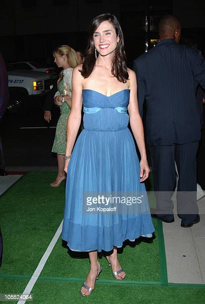 Jennifer Connelly during 'Wimbledon' World Premiere Arrivals at Academy of Motion Picture Arts and Science in Beverly Hills California United States