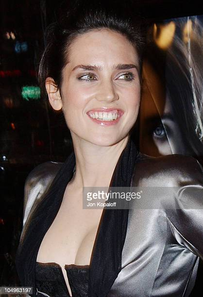 Jennifer Connelly during World Premiere of DreamWorks' House of Sand And Fog Arrivals at ArcLight Cinerama Dome in Hollywood California United States