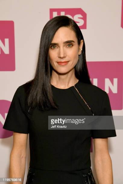Jennifer Connelly of 'Snowpiercer' poses in the green room during the 2020 Winter Television Critics Association Press Tour at The Langham...