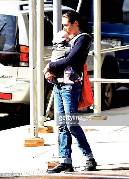 Jennifer Connelly sighting on October 5 2011 in New York City