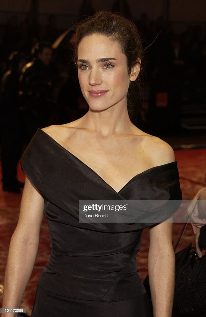 Jennifer Connelly, The Orange British Academy Film Awards (bafta) 2002, At The Odeon, Leicester Square, London