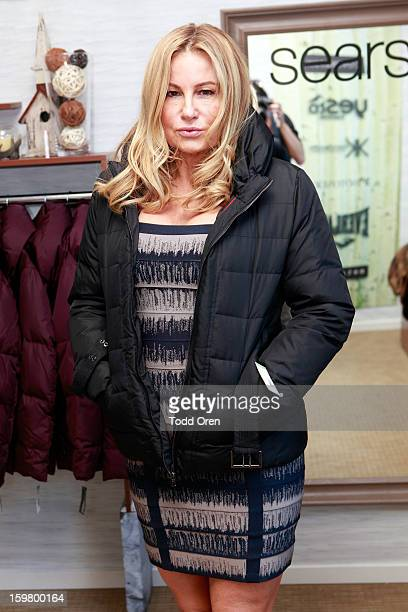 Jennifer Coolidge attends Day 3 of Sears Shop Your Way Digital Recharge Lounge on January 20 2013 in Park City Utah