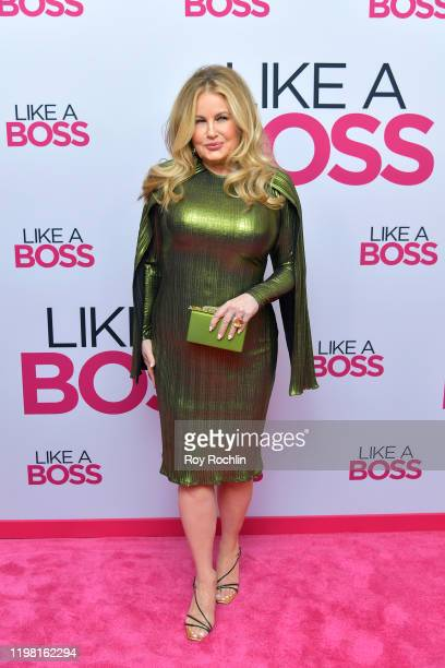 Jennifer Coolidge attends the Paramount Pictures' Like A Boss World Premiere at the SVA Theater on January 7 2020 in New York New York