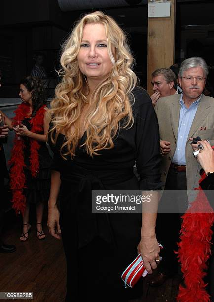 Jennifer Coolidge during 31st Annual Toronto International Film Festival 'For Your Consideration' After Party at Brant House in Toronto Ontario Canada