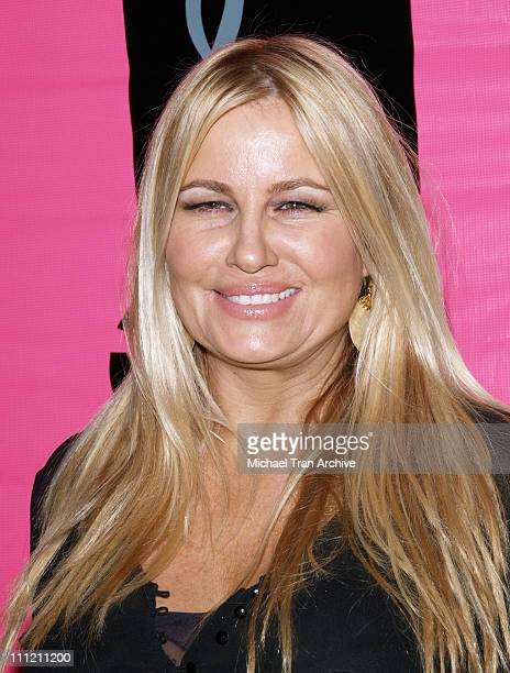 Jennifer Coolidge during 4th Annual Best in Drag Show to Benefit Aid for AIDS at WilshireEbell Theater in Los Angeles California United States