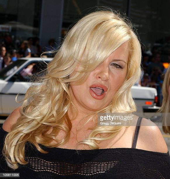 """Jennifer Coolidge during """"A Cinderella Story"""" World Premiere - Arrivals at Grauman's Chinese Theatre in Hollywood, California, United States."""