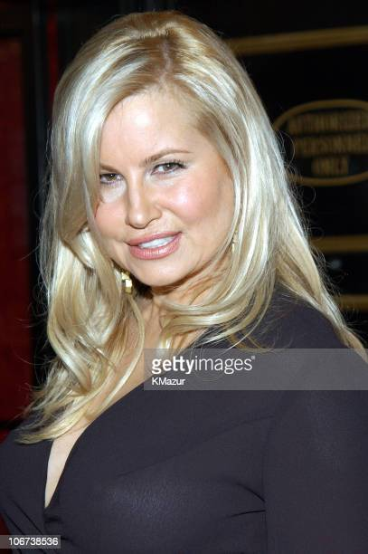 """Jennifer Coolidge during """"Legally Blonde 2 Red, White & Blonde"""" - Premiere, New York City - Inside Arrivals at Ziegfeld Theater in New York City, New..."""