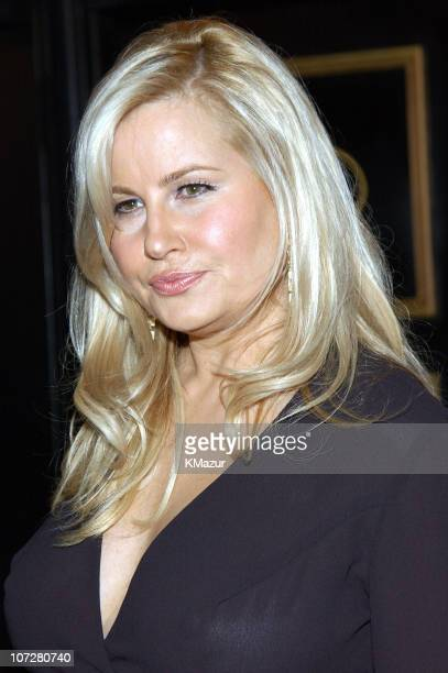 Jennifer Coolidge during Legally Blonde 2 Red White Blonde Premiere New York City Inside Arrivals at Ziegfeld Theater in New York City New York...