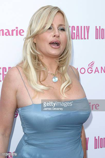 Jennifer Coolidge during Legally Blonde 2 Red White Blonde Special Screening in Southampton New York at United Artists Southampton Theatre in...